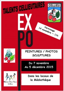 Expo Talents Cellieutaires