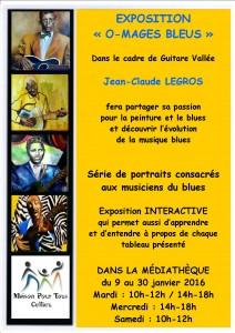 Expo O Mages Bleus